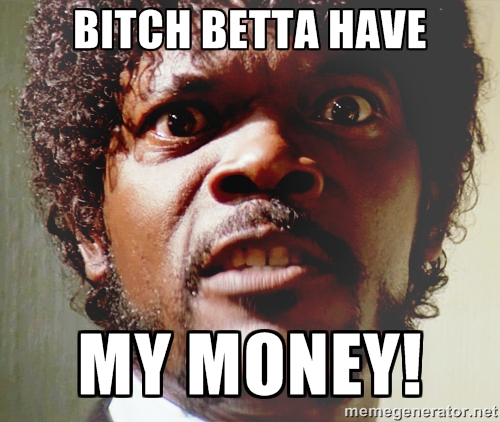 Traducción Bitch Betta Have My Money Letra - Lyrics